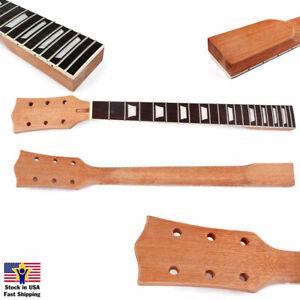 "22 Frets Mahogany Guitar Neck for Gibson Epiphone Les Paul LP SG 13.7"" Radius US"