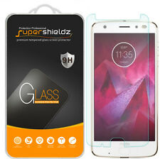 Supershieldz Moto Z Force Edition 2nd Gen Tempered Glass Screen Protector Saver