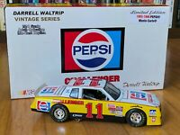 Team Caliber Vintage Series Darrell Waltrip #11 1983 Pepsi Monte Carlo 1:24 rare