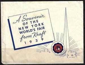 US 1940 NEW YORK WORLD FAIR INTERESTING 4 PAGE LETTER DESCRIBING THE WORLD FAIR