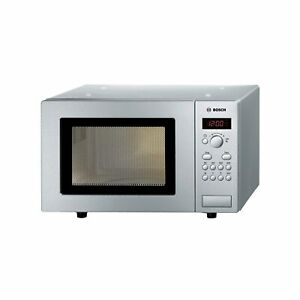 Bosch HMT75M451B 17L Digital Microwave Oven - Stainless steel