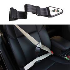 1Pc Black Car Child Seat Safety Belt Adjuster Clip Lock Buckle Strap Positioning