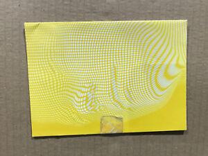 Indie / Baggie 1990's Promo Postcard / Flyer: BJORK - Fold Out Poster - Sealed