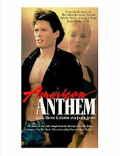 American Anthem  Mitch Gaylord Janet Jones very good vhs