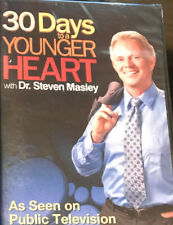 30 Days to a Younger Heart with Dr. Steven Masley (Dvd) (2014)