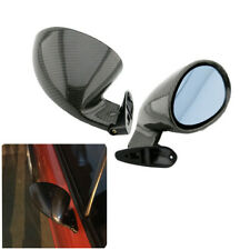 2Pcs Adjustable Wide Angle Plane Rear Side View Car Truck SUV Blind Spot Mirrors