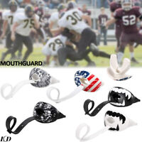 Mouthguard Mouth Guard Gum Shield Teeth Protector Boxing MMA Hockey Rugby Karate