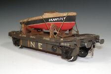14 LEEDS model train cars, not Lionel, Hornby, Basset-Lowke, Bing or Marklin.