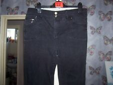 Black   debenhams size 14 jeans....blux