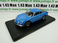 VQ29 Voiture 1/24 SALVAT Models : RENAULT a 110 1300 Alpine 1971