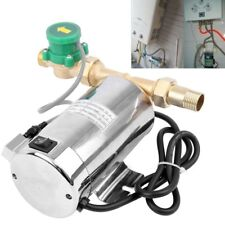 90W Stainless Electric Automatic Home Shower Washing Machine Water Booster Pump
