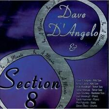 DAVE D'ANGELO & Section 8 / In a minute (Walt Weiskopf