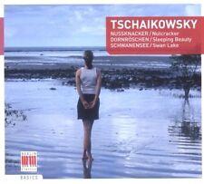 TCHAIKOVSKY  Nussknacker/Dornröschen/Swan Lake Heinz Rögner Rundfunk-Sinfonieorc