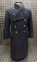 Genuine British Royal Air Force RAF Queen' Colour Squadron Issue Wool Greatcoat