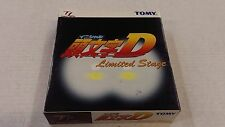 TOMY Tomica - INITIAL D - Limited Stage - Six Cars - FACTORY SEALED !