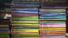 Lot of 10 Disney's Wonderful World of Reading Hardcover Children's Books Random