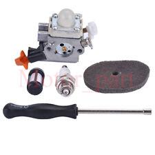 Carburetor Air Fuel Kit For Stihl FS40 FS50 FS50C FS56 FC56 HT56 string trimmer