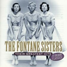 The Fontane Sisters, Fontaine Sisters - Their Greatest Hits [New CD] Holland - I