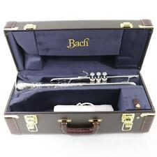 Bach Model LT180SL25 Stradivarius Professional Trumpet SN739908 BACH CUSTOM SHOP
