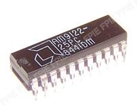 AM9122-25PC Static RAM, 256x4, 22 Pin AMD