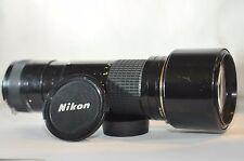 Nikon ED Nikkor 400mm f/5.6 AI IF PRIME telephoto lens for FM2 F3HP D800 D610 DF
