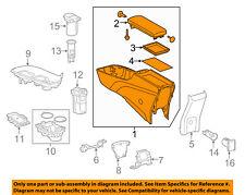 TOYOTA OEM 16-18 Prius-Console Base 5891047010C2