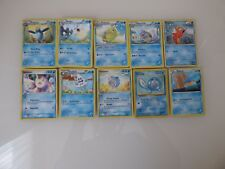 Lot of 10 Pokemon Cards - English - Rare, Common, Uncommon  FREE & Fast Shipping