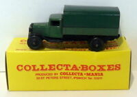 Vintage Dinky 250/1 - Covered Wagon - Green In Collecta Box
