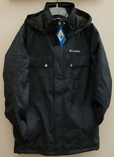 Columbia Men's Thermal Coil Hooded Jacket -L-