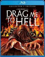 DRAG ME TO HELL New Sealed Blu-ray Collector's Edition Theatrical + Unrated Cuts
