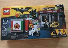 LEGO 70910 The Batman Movie - Scarecrow Special Delivery 204 pieces New Sealed