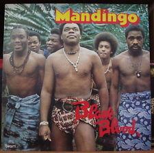 "BLACK BLOOD ""MANDINGO"" FRENCH LP BIRAM 1978"