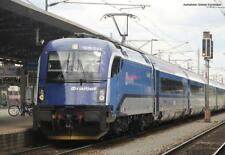 PIKO Start-Set Rail Jet CD mit 3 Personenwagen 57173