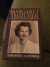 Path to Power by Margaret Thatcher (1995, Hardcover)