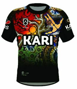 IAS Indigenous All Stars 2021 On Field Jersey Adults Sizes S-7XL!