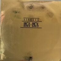 CARPENTERS SINGLES 1974-1978 LP A&M UK METALLIC GOLD EMBOSSED SLEEVE