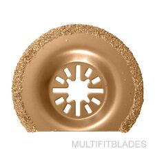 "2-1/2"" Carbide Oscillating Tool Blade - Fein Multimaster, Milwaukee Compatible"