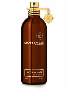 Montale Intense Cafe UNISEX EDP 100ml / 3.4 fl.oz, NEW WITH BOX, FREE SHIPPING