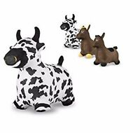 Bouncy Inflatable Real Feel Hopping Horse Ages 2+ New Toy Boys Girls Gift Play