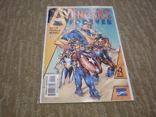 AVENGERS FOREVER #2 OF 12 (1999 Series) Marvel Comics NM