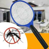 Electric Hand Held Bug Zapper Insect Zapper Fly Swatter Racket Mosquito Killer H