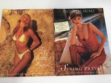 Lot Of Victoria's Secret Catalogs 1995 SEXY SWIM Elle Macpherson Stephanie