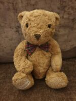 """St Michael Marks and Spencers Connoisseur Collection Bear Soft Toy Vintage 12"""""""
