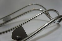 LAMBRETTA S3 Li TV SX Stainless Steel Double Legshield Beading Trim