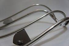 LAMBRETTA S3 Li TV SX Stainless Steel Double Legshield Beading Trim