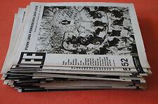 Zeitschrift FF Funk und Fernsehen der DDR, Hefte des Jahrgangs 1967, zur Auswahl