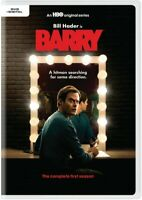 Barry (2018): : The Complete First Season (Season 1) DVD NEW