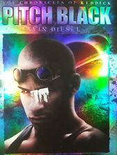 The Chronicles of Riddick: Pitch Black Dvd (Unrated Director's Cut)
