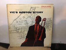 VIC DICKENSON - Vic's Boston Story ~ STORYVILLE 920 {dg orig} *1957* wShaw >RARE