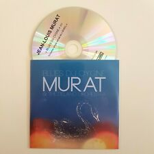 JEAN-LOUIS MURAT : BLUES DU SIGNE (RARE) ♦ Promo CD Single ♦